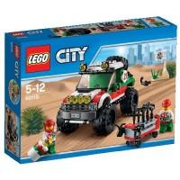 Lego City Todoterreno 4*4