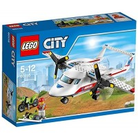 Lego City Avion Médico