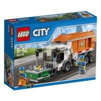 Lego City Camión de Basura