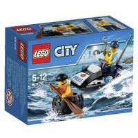 Lego City Huida en el neumático