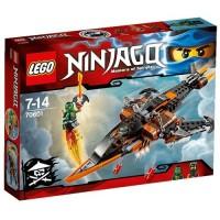 Lego Ninjago Tiburón Aéreo