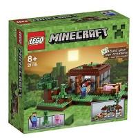 Lego Minecraft La Primera Noche