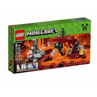 Lego Minecraft El Wither