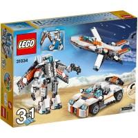 Lego Creator Planeadores del Futuro