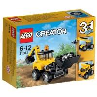 Lego Creator Vehículos de Construcción
