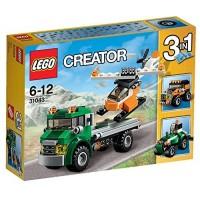 Lego Creator Transporte de Helicóptero