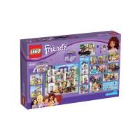 Lego Friends El Gran Hotel de Heartlake