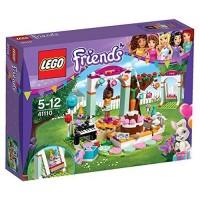 Lego Friends Fiesta de Cumpleaños