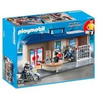 Estación de Policía de Playmobil