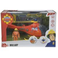 Sam El Bombero Helicóptero Wallaby