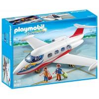 Avión de Vacaciones de Playmobil