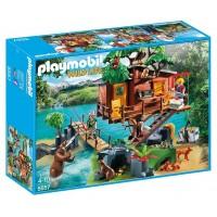 Casa Arbol de Aventuras de Playmobil