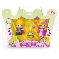 Pin y Pon Pack Principe y Princesa