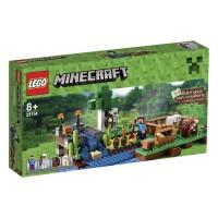 Lego Minecraft La Granja