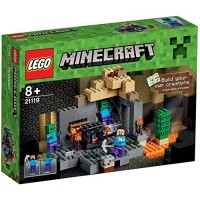 Lego Minecraft La Mazmorra