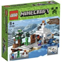 Lego Minecraft La Guarida en la Nieve