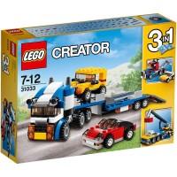 Lego Creator Transporte de Vehículos