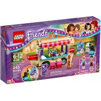 Lego Friends Furgoneta Perritos Calientes