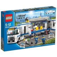 Lego Unidad Movil de Policía