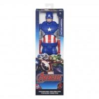 Capitán América Serie Titán