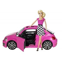 Barbie Wolkswagen