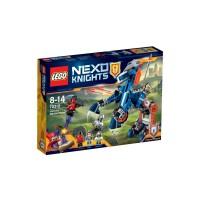 Lego Nexo Knight Caballo Mecánico de Lance