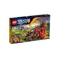 Lego Nexo Knight El Vehículo de Jestro