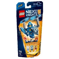 Lego Nexo Knight Clay Ultimate