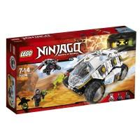 Lego Ninja Tumbler de Titanio