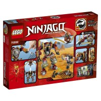 Lego Ninjago M.E.C. de Rescate