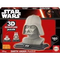 Darth Vader 3d Sculpture Puzzle
