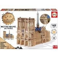 Notre Dame 3D Monument Puzzle