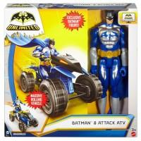 Batman y su Vehiculo