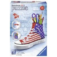 Puzzle 3D Zapatilla