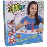 Estudio Diseño 3d Ido C/4 Boligrafos