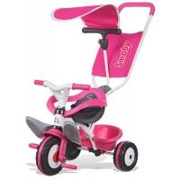 Triciclo Baby Balade Rosa de Smoby