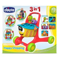 Andador Happy Shooping de Chicco