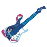 Frozen Guitarra Electrónica Mp3