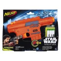 Star Wars Nerf Captain Cassian Andor Blaster