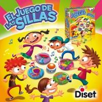 EL JUEGO DE LAS SILLAS DE DISET