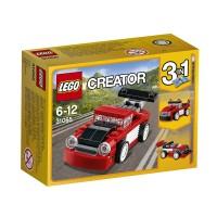 DEPORTIVO ROJO LEGO CREATOR