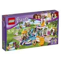 PISCINA DE VERANO DE HEARTLAKE DE LEGO FRIENDS