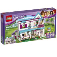 CASA DE STEPHANIE DE LEGO FRIENDS