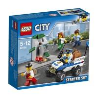 SET DE INTRODUCCION DE POLICIAS DE LEGO CITY