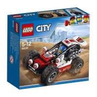 BUGGY DE LEGO CITY
