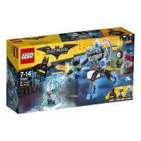 ATAQUE GELIDO DE MR. FREEZE DE LEGO SUPERHEROES