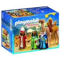 REYES MAGOS DE PLAYMOBIL