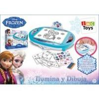 Ilumina y Dibuja de Frozen