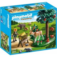 ANIMALES DEL BOSQUE DE PLAYMOBIL