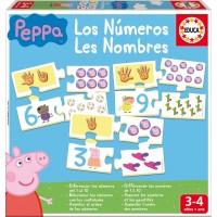 PEPPA PIG APRENDO LOS NUMEROS DE EDUCA